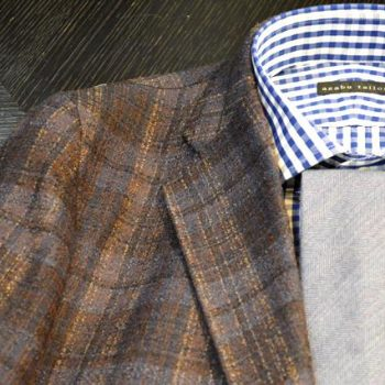 7thお勧めシャツの襟型 ~ワイドカラー~