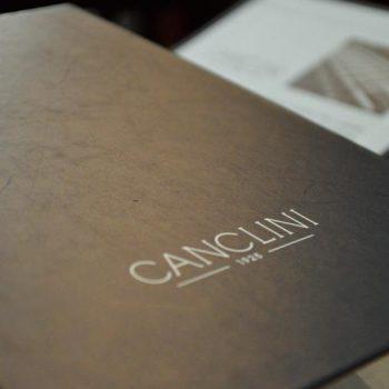 CANCLINI - イタリア流の英国柄のシャツ -