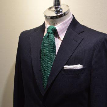 あれも欲しい、これも欲しい①(Knitted Tie)
