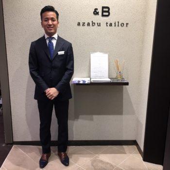 &B銀座six~shop manager diary~新しい仲間が銀座sixに加わりました!~