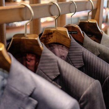 スーツの裏地で意識したいこと