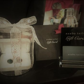 Gifts for 自分 by azabu tailor ~2~
