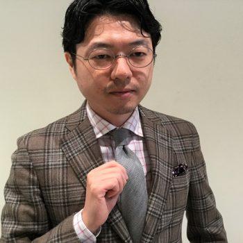 ウールネクタイが豊潤です!