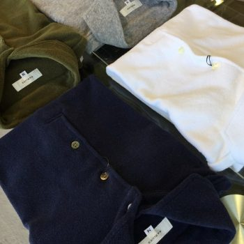 ポロシャツの季節です。。。&B名古屋