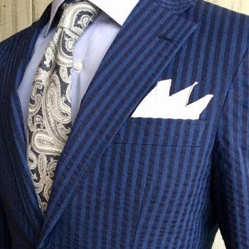 新着!着たくなるスーツをご紹介。No.3