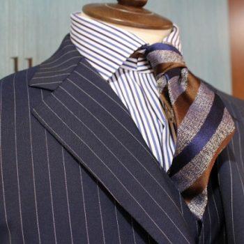 紳士服の装い~ビジネスエリートな着こなし