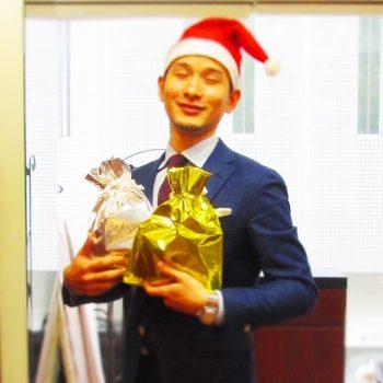 渋谷 ギフト ① ネクタイとやさしさと、たくさんの愛情と...