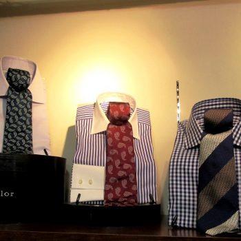 ネクタイのお買い物に