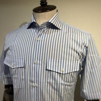 半袖オーダーシャツのすすめ。