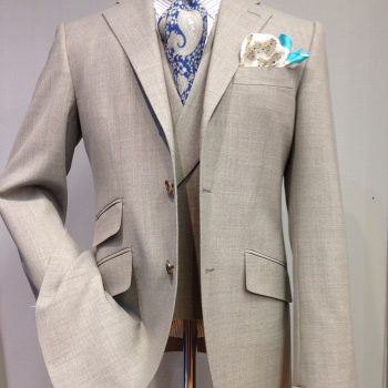 recommend summer suit fabric③