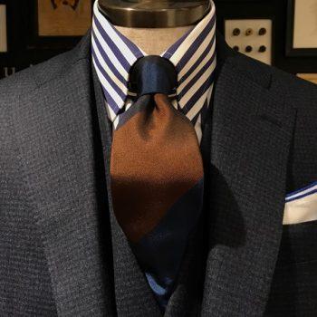 フランネルスーツの魅力。