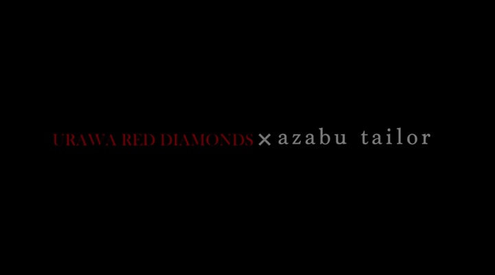 URAWA RED DIAMONDS × azabu tailor