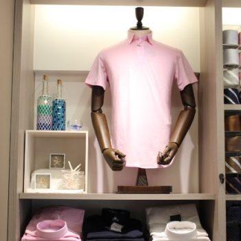 夏のイチオシのシャツ!~着てみました!~