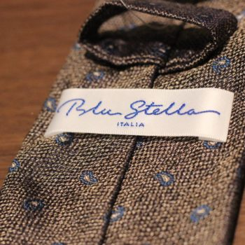 Blu Stella -イタリア生まれのネクタイ-