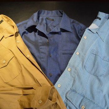 【必見】休日に特化したあなただけのシャツアウターはいかがでしょうか?