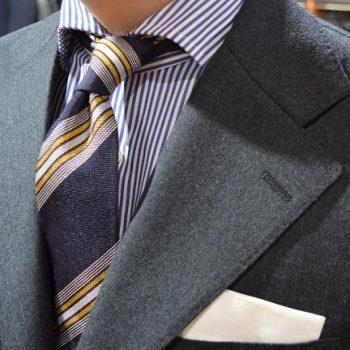 【銀座7th】冬物新作スーツ!