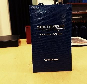 WORLD TRAVELER® custom 入荷