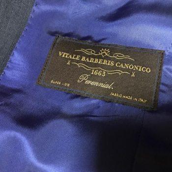 スーツ着用が少ないお客様にもおススメ!オールシーズン生地のご紹介。