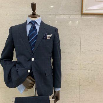 機能性スーツもここまで進化。