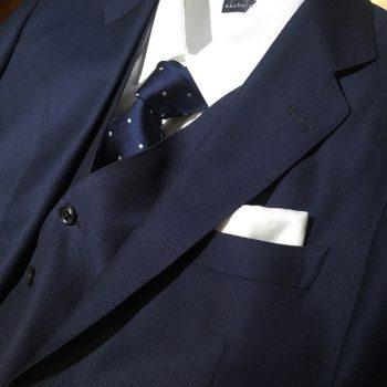 成人式のスーツのご準備