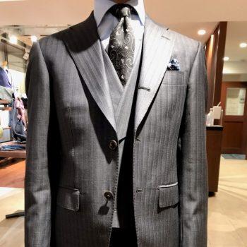 品良く見えるスーツとは!?