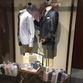オーダーシャツについて~神戸店 お得な情報編~③