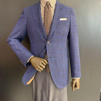 春に向けて ~New Jacket Fabric~
