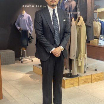 神戸店から異動して参りました。