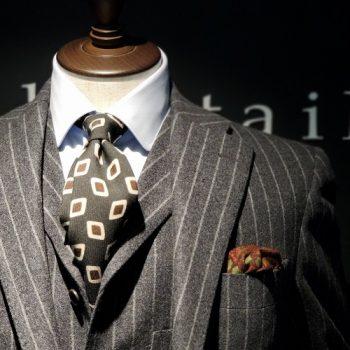 成人式のスーツ、作ってみませんか?