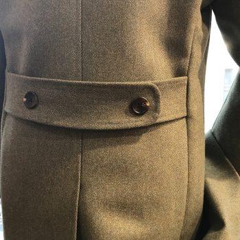 かぶらないコート