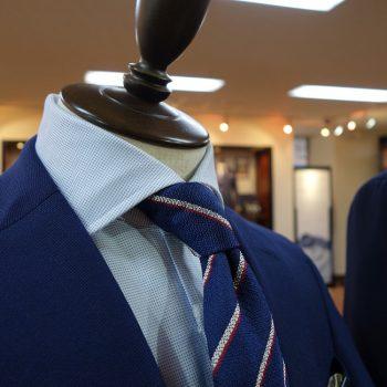 衿型のすすめ~オーダーシャツ~