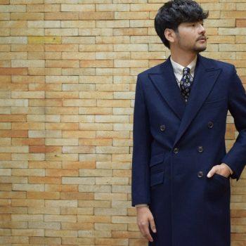 王道オーダーコートの魅力。