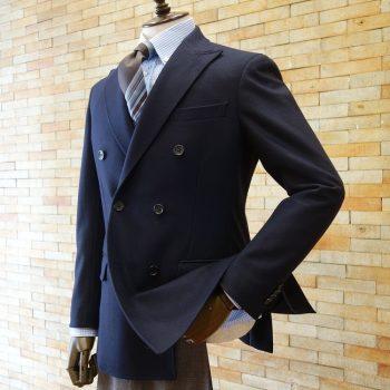 貫禄のあるジャージージャケット