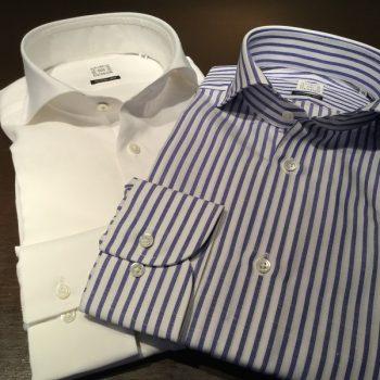 夏に向けて「リネン素材のシャツ」はいかがでしょうか?