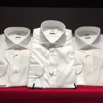 新生活・新年度に向け白シャツを!