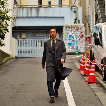 【渋谷 SNAP#08】コートの準備はお済ですか。