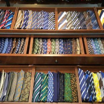 ネクタイの新作が入荷しました!