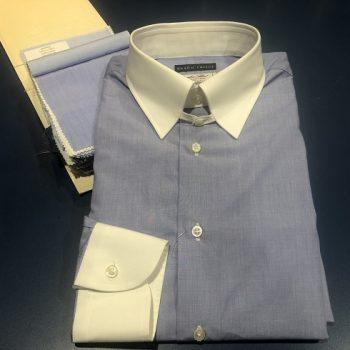 オーダーシャツ人気のオプション
