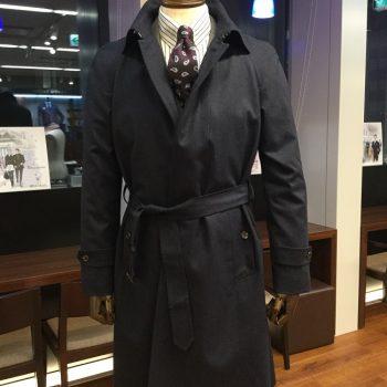 こんなコートお仕立て頂けます!