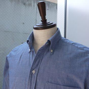 ご存知ですか、R&BLUES仕立てのシャツを!