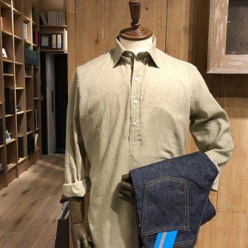 二子玉川店一押しのシャツスタイル~Pattern Order Shirts Fair~