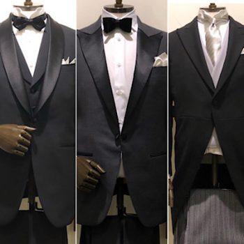 麻布テーラー福岡店で結婚式衣装すべて揃います