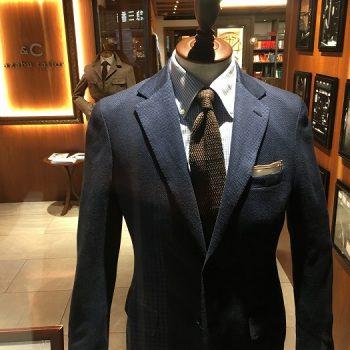 麻布テーラーのジャージースーツ&ジャケットは?