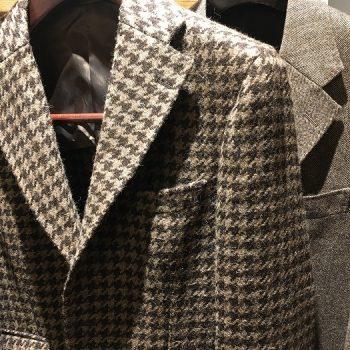 冬のジャケットは?