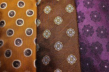 今、揃えたいネクタイ