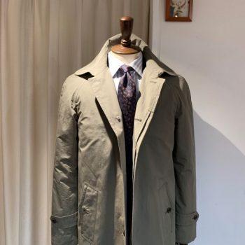 一着は持っておきたいコートです