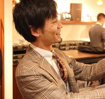 STAFF SNAP SERIES-横浜.10- ブラウンを着こなす